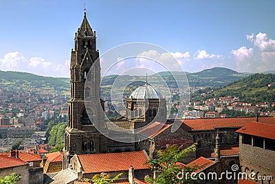 Notre-Dame de Puy-en-Velay, France