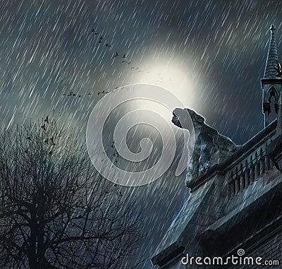 Notte spettrale