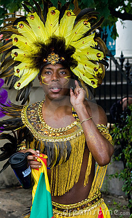 Notting Hill Carnival Editorial Image