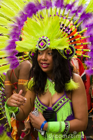 Notting Hill Carnival Editorial Photography