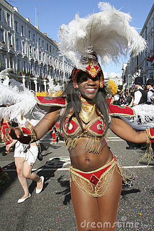 Notting Hill Carnival, 2006 Editorial Photography