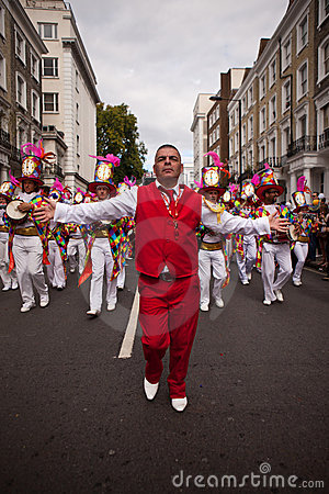 Notting Hill Carnival 2011 Editorial Photo