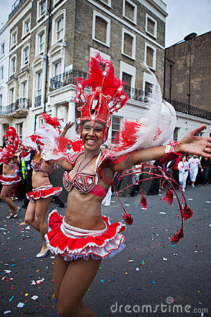 Notting Hill Carnival 2011 Editorial Photography