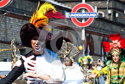 Notting Hill Carnival 2013 Editorial Photography