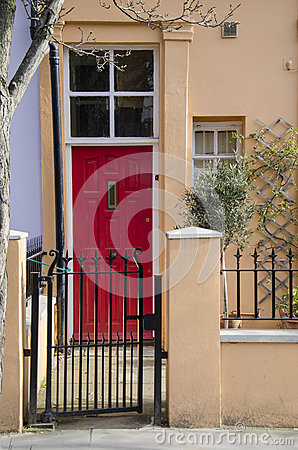 Notting hill gate houses