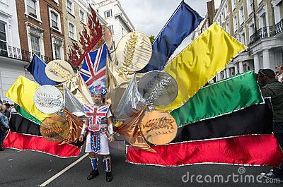 Notting Hill s Carnival in West London, UK Editorial Photo