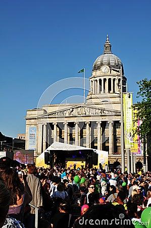 Nottingham Editorial Photography