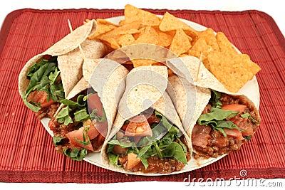 Nourriture mexicaine photographie stock image 1388872 - Cuisine mexicaine fajitas ...