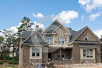 Nouvelle technique de construction de maison