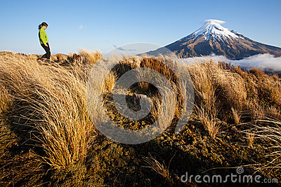 Nova Zelândia que trekking