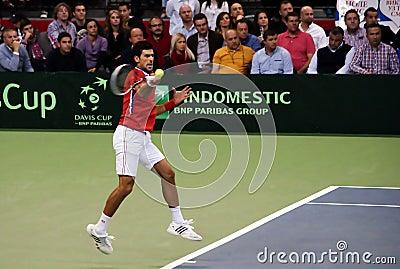Novak Djokovic-5 Editorial Image