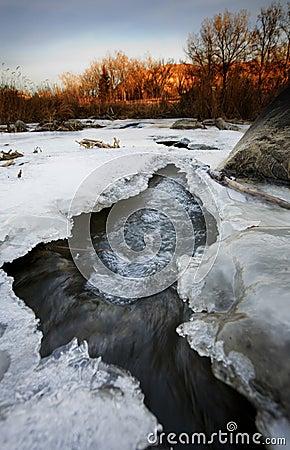 November Ice