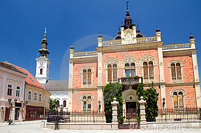 Novi Sad - Bishop s Palace