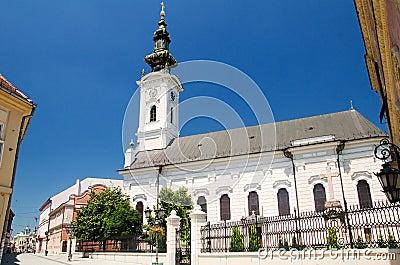 Novi Sad - Orthodox Cathedral of Saint George