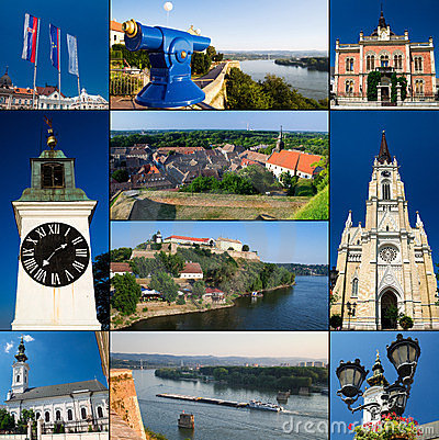 Free Novi Sad - Serbia Royalty Free Stock Photo - 23708135