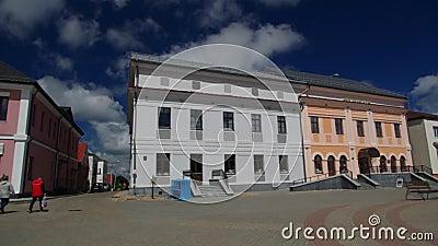Novogrudok, Wit-Rusland stock videobeelden