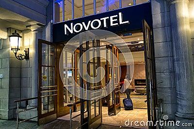 Novotel Editorial Image