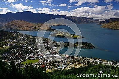 Nowe Zelandii Queenstown