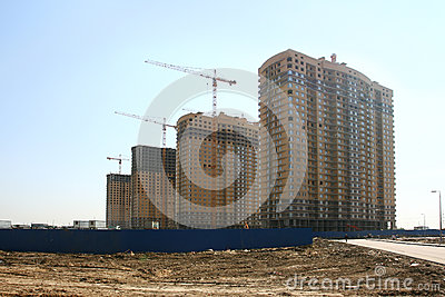 Nowi budynki