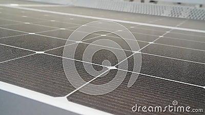 Nowi nowożytni energetycznego źródła panel słoneczny zbiory wideo
