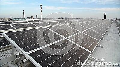 Nowi nowożytni energetycznego źródła panel słoneczny zbiory