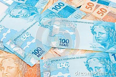 Nowy brazylijski pieniądze