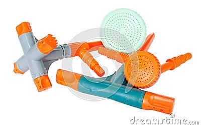 Nozzles for garden hose