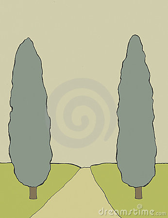 Nära banatrees två