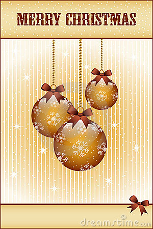 χρυσός Χριστουγέννων τόξω&nu