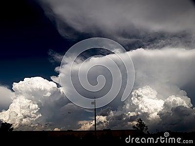 Nuages de tempête 2