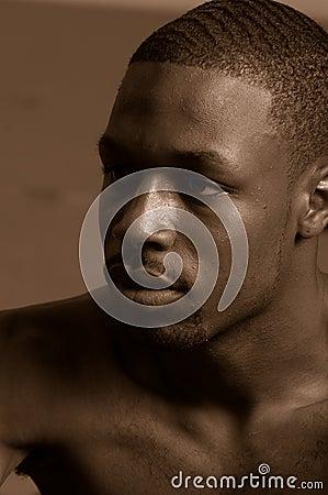 Nubian youth
