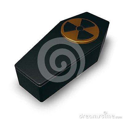 Nuclear coffin