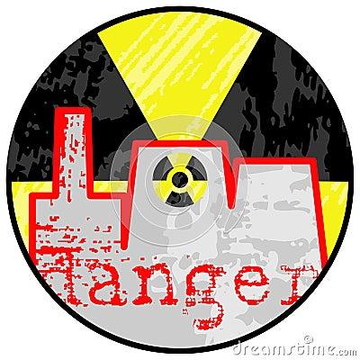 Nuclear danger.