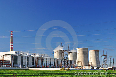 nuclear industry power