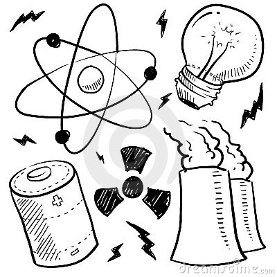 Clipart Nuclear Power