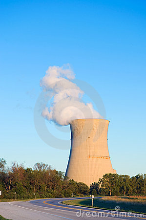 Nuclear Reactor Cooling Tower