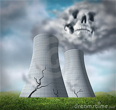 Nuclear reactor meltdown