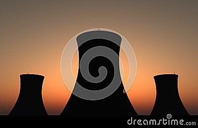 Nuclear Sunset
