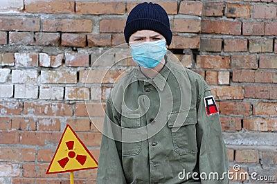Nuclear tourist