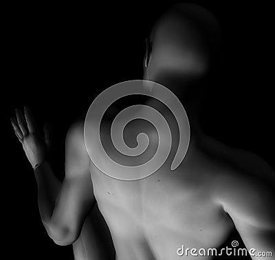 Nude male-2
