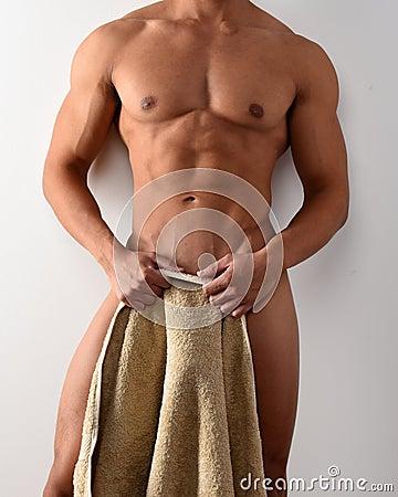 Free Nude Male Torso Royalty Free Stock Photo - 70100885