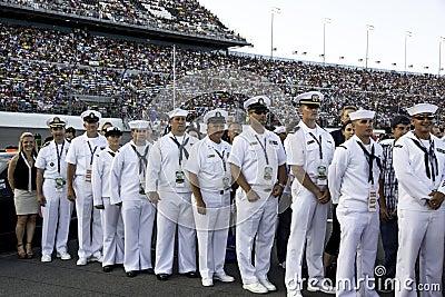 Nuestras tropas Imagen de archivo editorial