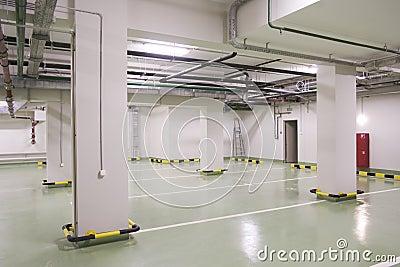 Nuevo estacionamiento subterráneo