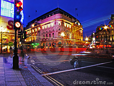 Nuit de Londres