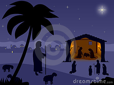 Nuit sainte de nativité