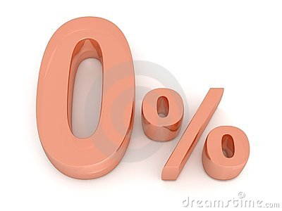Nul percenten