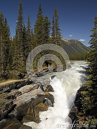 Numa Falls - British Columbia - Canada