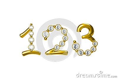 Number 123