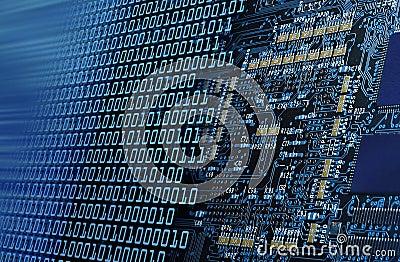 Number breaking computer circuits