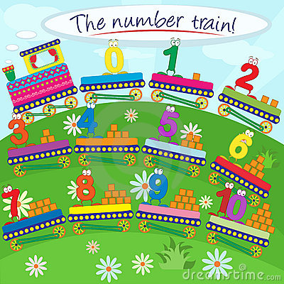 The number train